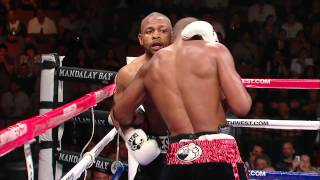 getlinkyoutube.com-Roy Jones Jr. vs. Bernard Hopkins II 03.04.2010 HD