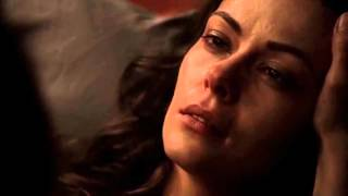 getlinkyoutube.com-TVD 5X15 Katherine turns up at the salvatores. Katherine comforts Nadia as she dies.