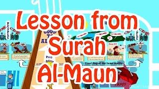 Lesson from Surah Al-Maun ᴴᴰ ┇Nouman Ali Khan ┇TheLife4Islam