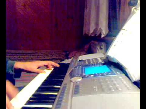 Morandi- Angels ( yamaha psr 1100 cover ) keyboard