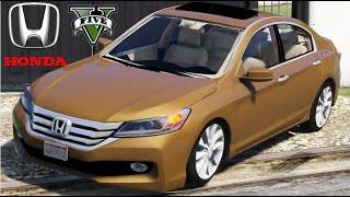 getlinkyoutube.com-GTA V Mods - Honda Accord