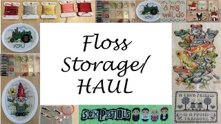 Floss Storage/HAUL