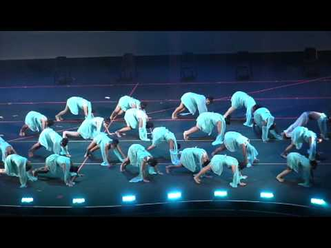 Pani Da Rang - Vicky Donor by Shiamak Canada BTP at Summer Funk 2012