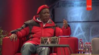 The Gathering: Julius Malema Q&A