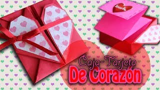 getlinkyoutube.com-Carta de corazón plegable para San Valentín