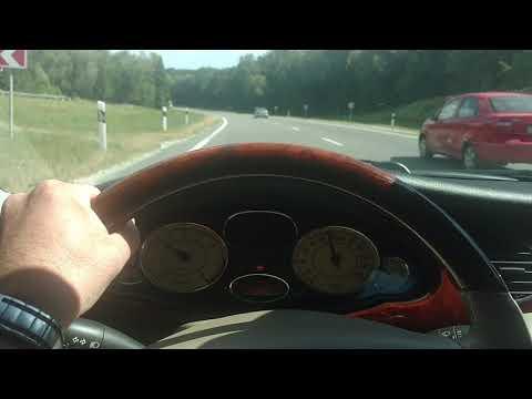 Кайфую на Rover 75
