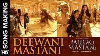 getlinkyoutube.com-Deewani Mastani (Behind The Scenes) | Bajirao Mastani | Deepika Padukone