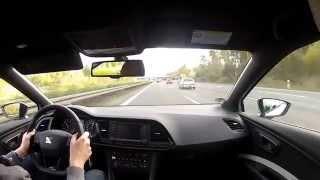 getlinkyoutube.com-Seat Leon Cupra 280 Testdrive