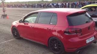 Volkswagen Scirocco Vs VW Golf GTI