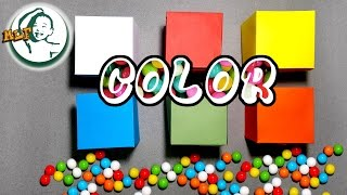 getlinkyoutube.com-Learn color with color matching game!
