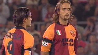 2001/2002 Batistuta vs Real Madrid