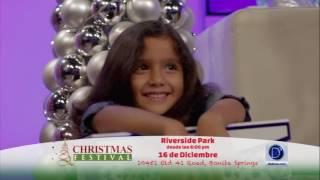 El pastor Oscar Rico los invita a un gran Festival desde Bonita Springs