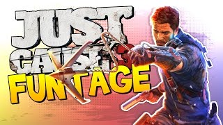 getlinkyoutube.com-Just Cause 3 FUNTAGE! (Glitches & Funny Moments)