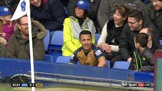 getlinkyoutube.com-Alexis Sanchez vs Everton (Away) 15-16 HD 720p - English Commentary
