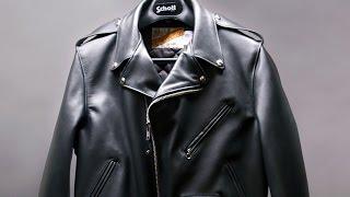 getlinkyoutube.com-How a Schott Motorcycle Jacket is made - BrandmadeTV