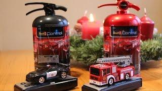 getlinkyoutube.com-Revell RC Mini Cars -   Santa Claus gift