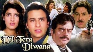 Hindi Action Movie | Dil Tera Diwana | Showreel | Saif Ali Khan | Twinkle Khanna
