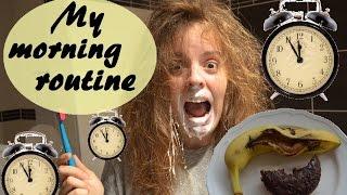 getlinkyoutube.com-My morning routine / Kvietková