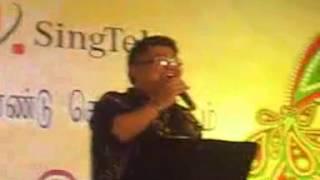 Willian Chia singing sollamele  yaar parthathu
