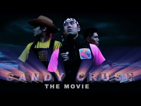 Gaming: Candy Crush The Movie (Official Trailer)
