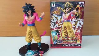 getlinkyoutube.com-Dragon Ball GT Super Saiyan 4 SS4 Goku Banpresto Heroes DXF Vol. 3 figure FOJ
