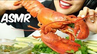 ASMR Lobster (EATING SOUNDS) No Talking   SAS-ASMR