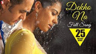 Dekho Na - Full Song | Fanaa | Aamir Khan | Kajol | Sonu Nigam | Sunidhi Chauhan