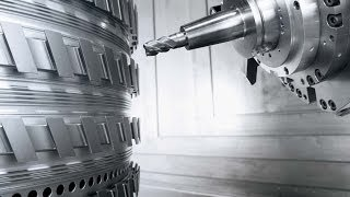 CNC WORKING PROCESS