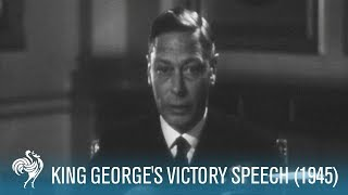 getlinkyoutube.com-King George's Victory Speech (1945)