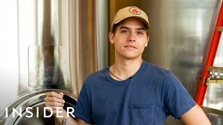 How Dylan Sprouse's All-Wise Meadery Puts A Fresh Spin On Mead width=