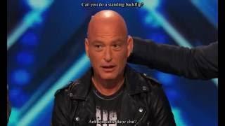 Màn ảo thuật khó tin với giám khảo của America's Got Talent Eng Vietsub width=