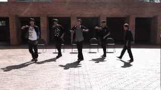 Face - NU'EST [뉴이스트] Dance Cover by 네임리스 NLSS from Colombia