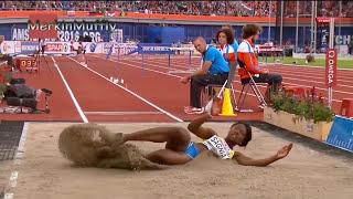 getlinkyoutube.com-Khaddi Sagnia - Hottest Athlete at 2016 Olympics
