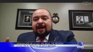 El abogado Pablo Hurtado explica cual es el impacto de la derogación de ley