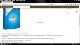 getlinkyoutube.com-Kako skinuti i instalirati Windows XP? (Srpski Tutorijal)