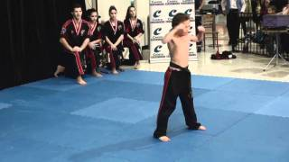 "getlinkyoutube.com-Xtreme Karate Kidz ""World champions extreme martial arts"""