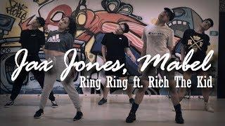 Ring Ring ft. Rich The Kid | Jax Jones, Mabel @msandreaschua choreography width=