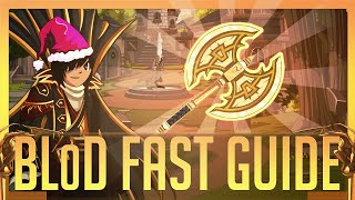 =AQW= Blinding Light Of Destiny [BLoD] Get FAST! (Walkthrough)