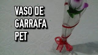 getlinkyoutube.com-Vaso de garrafa PET