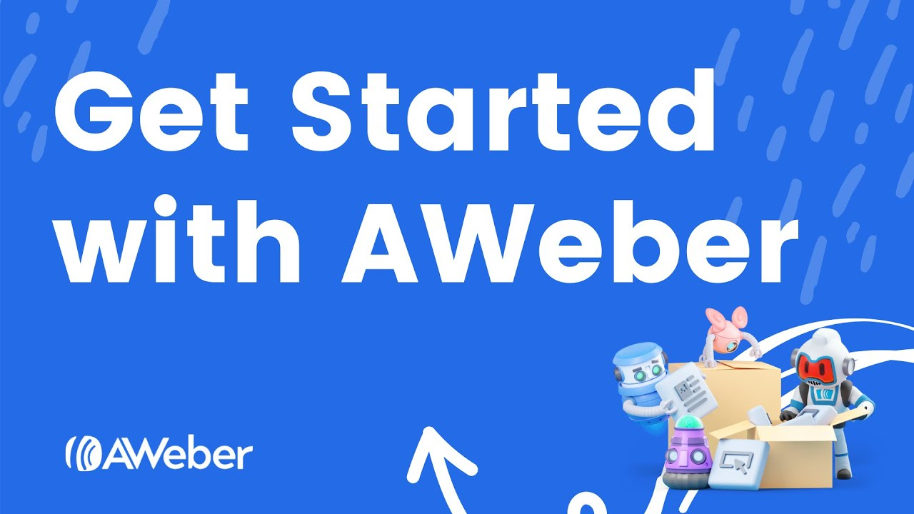 How to Get Started with AWeber
