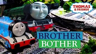 getlinkyoutube.com-Thomas & Friends UK: Brother Bother | Thomas & Friends UK