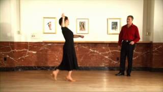 Dance Lesson of the Week Fox Trot Basic