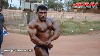 getlinkyoutube.com-Sangram Chaughule Mr. india 2010, GOA - JERAI FITNESS EQUIPMENT-01.mpg