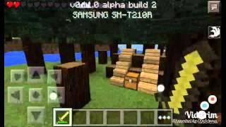 getlinkyoutube.com-[0.11.0 beta] Minecraft Pocket Edition 0.11.0 Lifeboat Hunger Games - The Fails