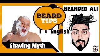 getlinkyoutube.com-Shaving makes beard thicker?
