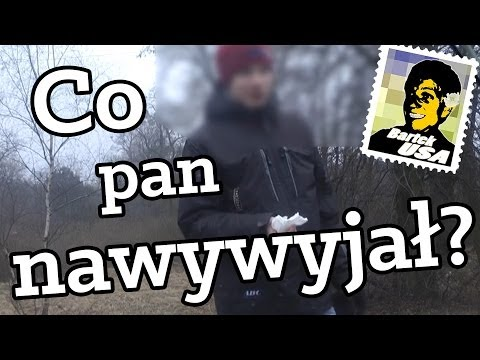 Co pan nawywijał