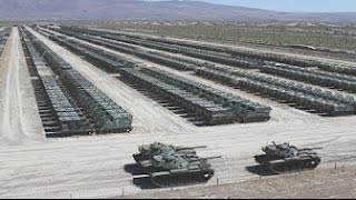 getlinkyoutube.com-WORLDS LARGEST NIGHTMARE for Putin US Military Tanks & Trucks in Poland in large numbers