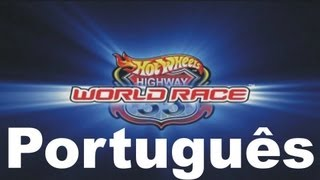 getlinkyoutube.com-Hot Wheels Via 35 Corrida Mundial - português-br