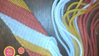 getlinkyoutube.com-Como hacer gasa fajon tipo Wayuu