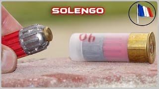 """Supersonic Wrecking Ball""  French SOLENGO Shotgun Slug"